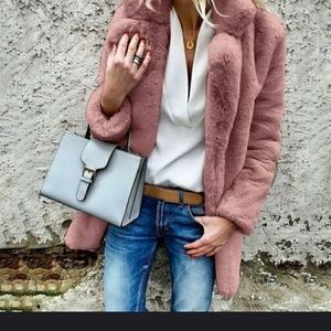 Dark Mauve Coat